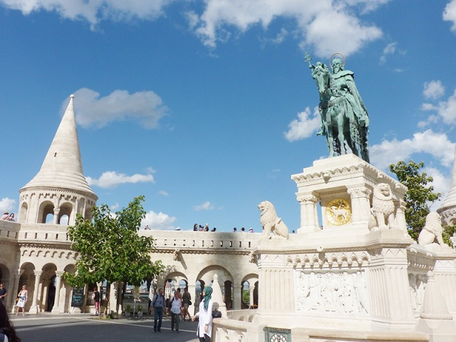 漁夫の砦 Fisherman's Bastion